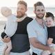 養子2人を迎えたゲイカップルが理想の家族でほのぼのするよ(*´▽`*)