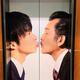 おっさんずエレベーター 渋谷に爆誕!