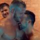 AV男優ゲイカップルが撮影後にプロポーズ! 仲間も全裸で祝福