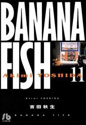 BANANA FISH 11 (文庫版)