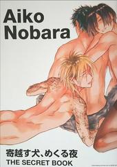 「Aiko Nobara 寄越す犬、めくる夜 THE SECRET BOOK」onBLUE8周年記念小冊子