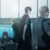 sweet pool Drama CD -everblue-