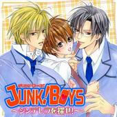 JUNK!BOYS(2) ~シンデレラを探せ!~