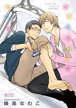 きみのかわいいところ(表題作 Love or kick!)