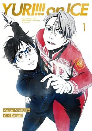 ユーリ!!! on ICE 1[Blu-ray]