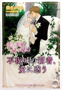 「龍の求婚、Dr.の秘密」コミコミ特典書き下ろし小冊子