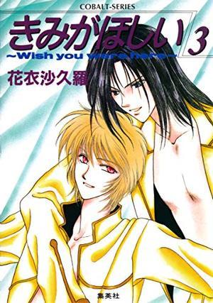 きみがほしい3~Wish you were here~