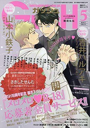 GUSH(ガッシュ) 2021年5月号(雑誌著者等複数)